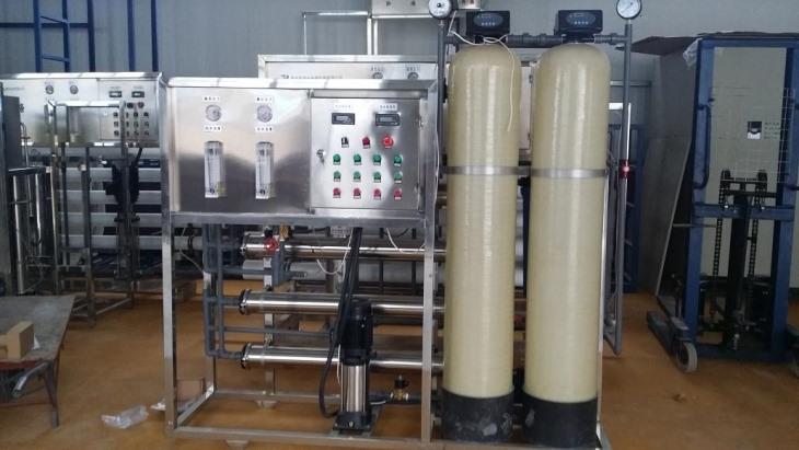 饮用水设备-1吨单级反渗透设备