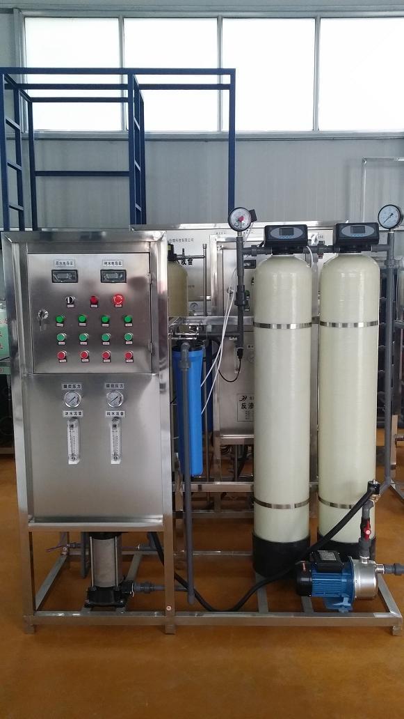 小型反渗透设备-0.5吨单级反渗透设备