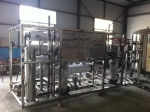 6吨双级纯净水设备zhu机